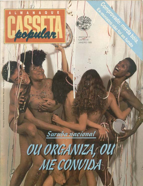 ALMANAQUE CASSETA POPULAR n°17